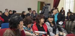 Семинар по истории Кыргызско-Российских взаимоотношений, для учителей  школ г. Бишкека и Чуйской области 2015.02.25-26