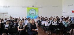 Проведение профориентационных встреч, г. Бишкек, апрель 2017 г.