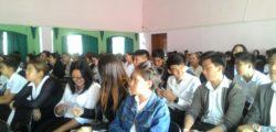 Проведение Выставки-ярмарки учебных мест, Бишкек, сентябрь 2017 г.