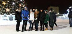 Научно-образовательная поездка школьников Бишкека в ТГУ, январь 2018 г.