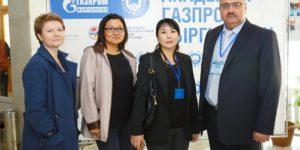 Первый этап образовательной акции «Газпром-Профессии будущего» с участием ведущих университетов России